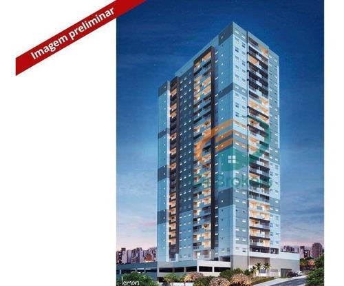 Imagem 1 de 14 de Apartamento Com 2 Dormitórios À Venda, 47 M² Por R$ 282.000,00 - Vila Rosália - Guarulhos/sp - Ap0220