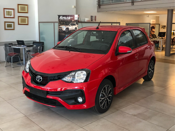 Toyota Etios 5 P 1.5 Xls At Gi