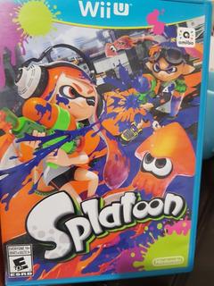 Splatoon Wiiu