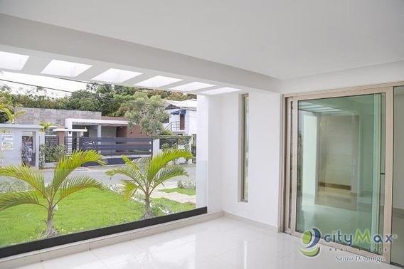 Vendo Hermosa Casa A Estrenar En Arroyo Hondo Viejo