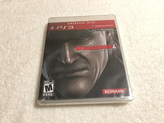 Metal Gear Solid 4: Guns Of The Patriots - Lacrado