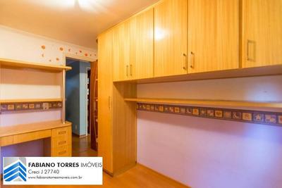 Apartamento Para Locação Em São Bernardo Do Campo, Tiradentes, 2 Dormitórios, 1 Banheiro, 1 Vaga - 1914