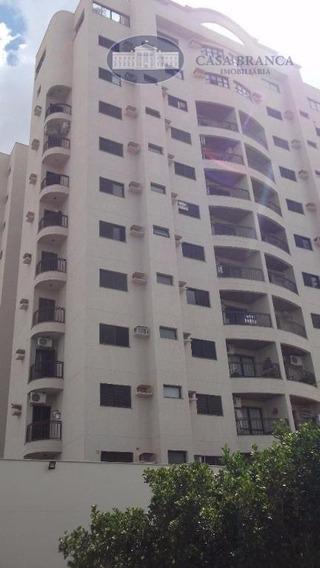 Apartamento Residencial Para Venda E Locação, Jardim Nova Yorque, Araçatuba. - Ap0244