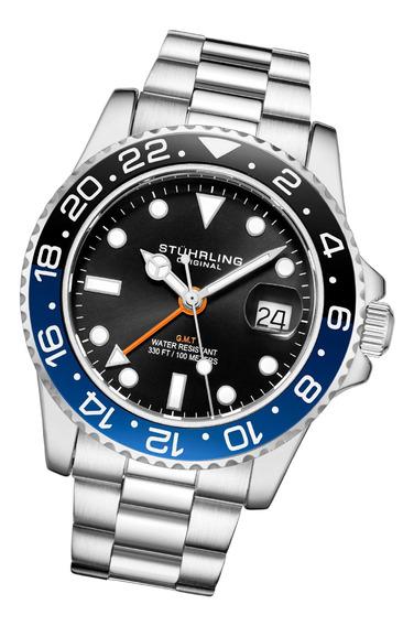 Relógio Masculino Quartzo Diver Stuhrling
