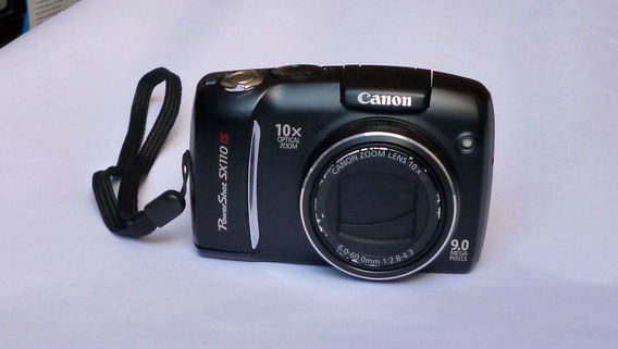 Camara Canon Powershot Sx110is 9mp