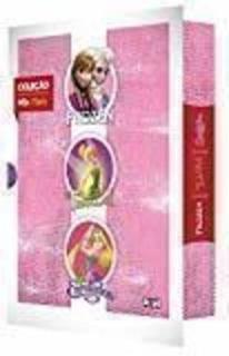 Livro Hqs Disney 1 - Caixa Vários Autores
