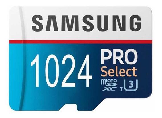 Cartão De Memória Samsung Pro Select 1tb - Pronta Entrega