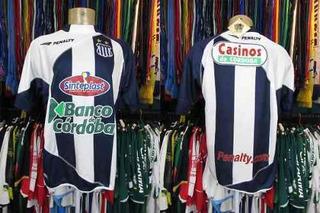 Talleres De Córdoba 2005 Camisa Titular Tamanho G.
