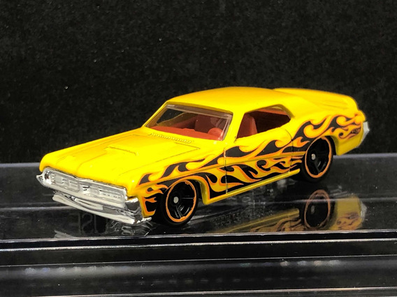 Hot Wheels 69 Mercury Cougar Eliminator Loose