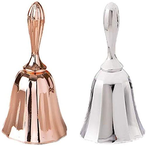Imagen 1 de 5 de Campana De Mano Fashioncraft, 2 Piezas Campana De Llamada Fu
