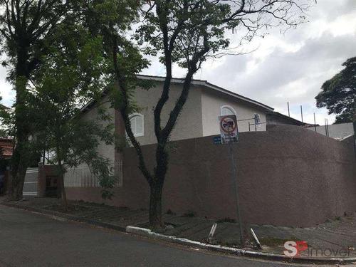 Imagem 1 de 3 de Sobrado Com 4 Dormitórios À Venda, 245 M² Por R$ 1.200.000,00 - Vila Albertina - São Paulo/sp - So1211v