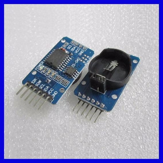 10 Unidades Modulo Relogio Rtc Ds3231 Alta Precisão Arduino