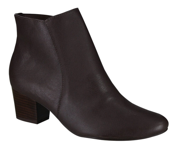 Bota Usaflex Ankle Boot Q6621/41   Katy Calçados