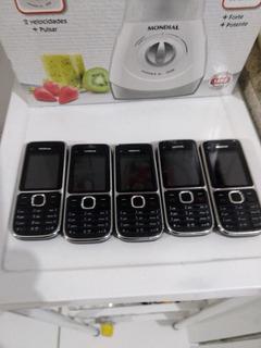 Nokia C2-01 3.5 G C/marcas Uso