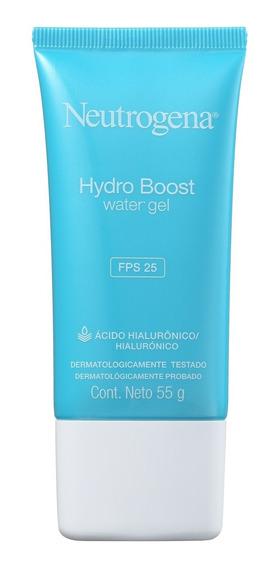Neutrogena Hydro Boost Water Fps 25 - Gel Facial 55g Blz