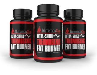 Ultra Shred Thermogenic Fat Burner - Las Mejores Pastillas D