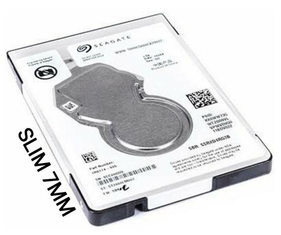 Hd Notebook 500gb Sata Wd Slim 7mm Novo Envio Imediato