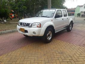 Nissan Frontier Ax 3000cc 4x4 Td Mt Fe