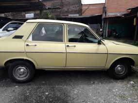 Renault R12 Modelo 1989