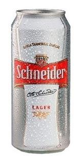 Cerveza Schneider Lata 473