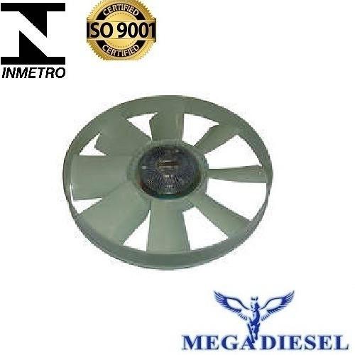 Helice Compl C/visco 4 Furos Mercedes L1620 L1622 9062000173