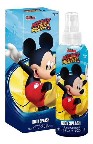 Perfume Infantil Mickey Disney Body Splash 200ml