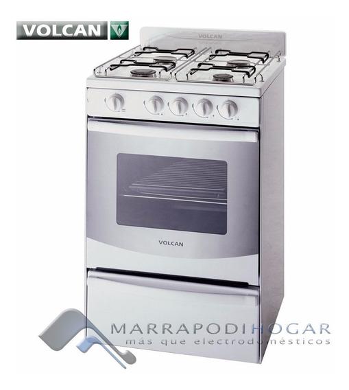 Cocina Volcan 88144v - 50cm - Auto Limpiante - Multigas