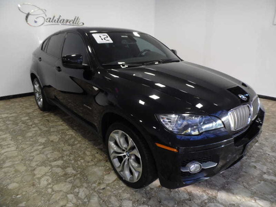 Bmw X6 (xdrive50i) 4.4 V-8 Bi-turbo Gas. (imp.) 4p 2012