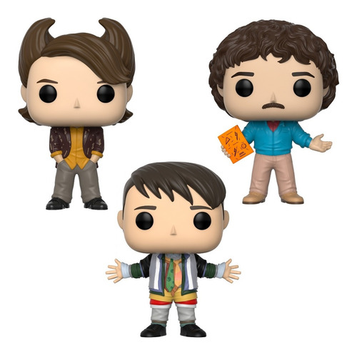Funko Pop Friends Chandler, Joey E Ross