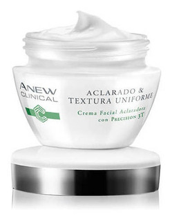 Crema Anew Clinical Aclaradora Facial Antiedad 30grs