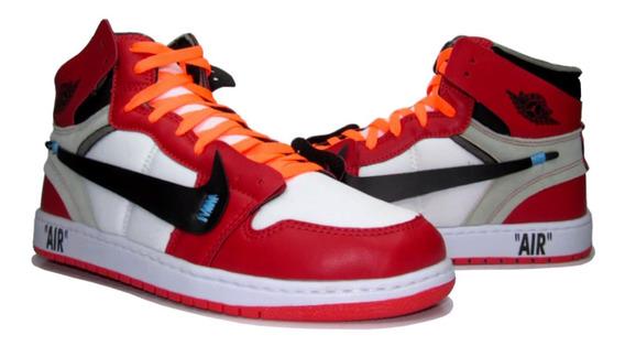 Tenis Bota Air Jordan 1 Promoção Frete Gratis