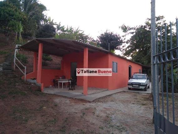 Chácara Com 2 Dormitórios À Venda, 2000 M² Por R$ 195.000 - Jardim Colônia - Jacareí/sp Varadouro - Ch0054