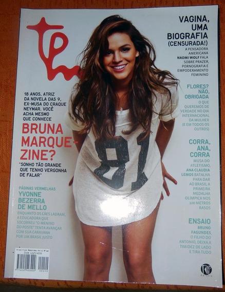 Revista Tpm 140 Março 2014 Bruna Marquezine