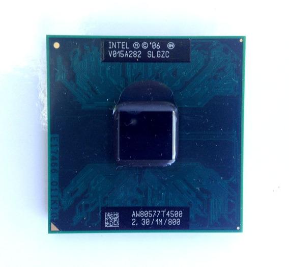Processador Intel Dual Core T4500 1m 2.30ghz~notebook #1178