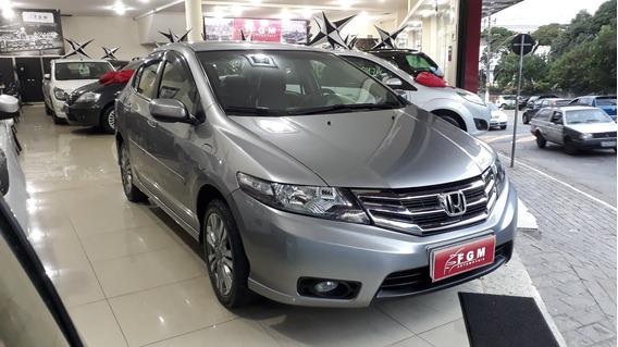 Honda City Ex 1.5 16v Flex 4p Aut 2014