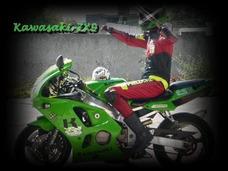 Motocicleta Kawasaki Zx6