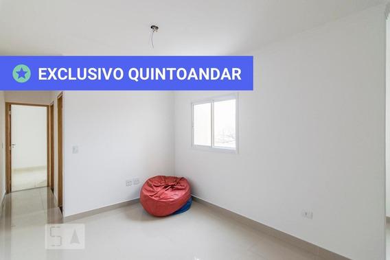 Apartamento No 2º Andar Com 2 Dormitórios E 1 Garagem - Id: 892959159 - 259159