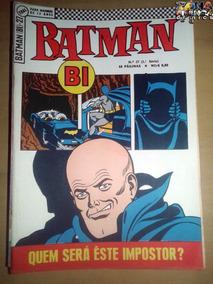 Batman-bi Nº 27 Editora Ebal - Dc Comics P / B 1ª Série