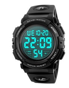 Relógio Masculino Esportivo Digital Led Skmei Tipo G-shock