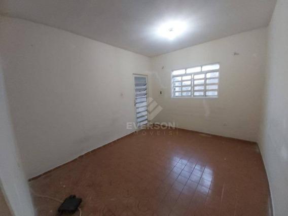 Casa Com 2 Dormitórios, 120 M² - Venda Por R$ 240.000,00 Ou Aluguel Por R$ 880,00/mês - Santana - Rio Claro/sp - Ca1176