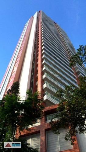 Imagem 1 de 10 de Apartamento Com 4 Dormitórios À Venda, 280 M² Por R$ 3.500.000 - Tatuapé - São Paulo/sp - Ap6002