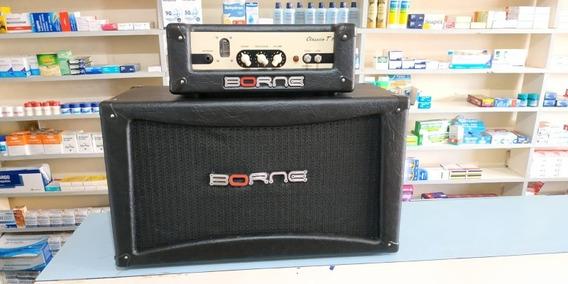 Amplificador Borne Clássico T7