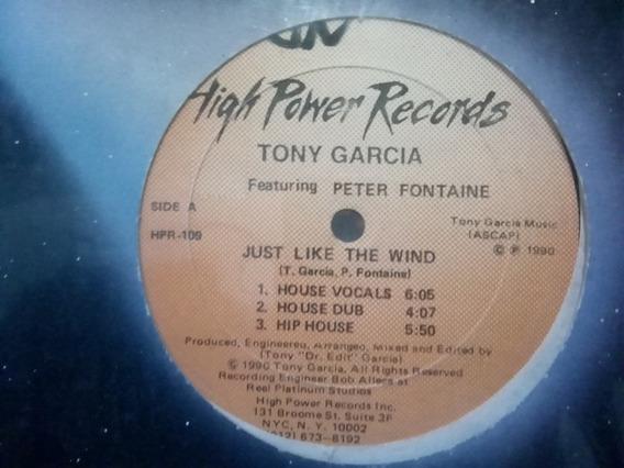 Tony Garcia - Just Like The Wind