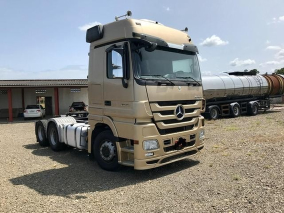 Mercedes Benz Mb Actros 2546 2011