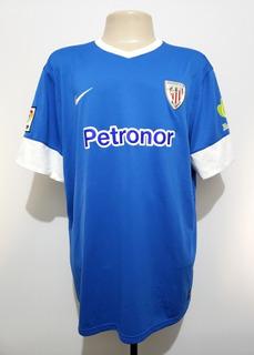 Camisa Oficial Athletic Bilbao Espanha 2013 Away Nike Ggg