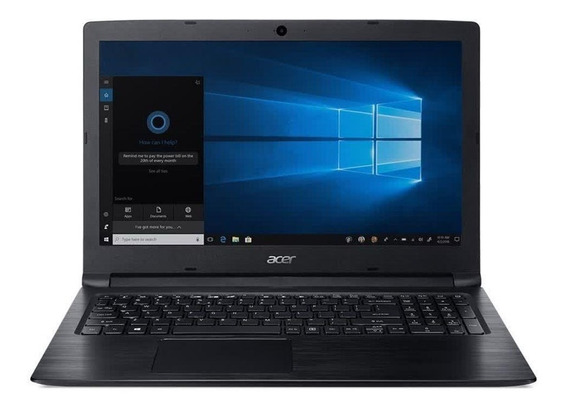 Notebook Acer Aspire 3 Core I5-7200u 4gb 1t 15,6 + Brinde