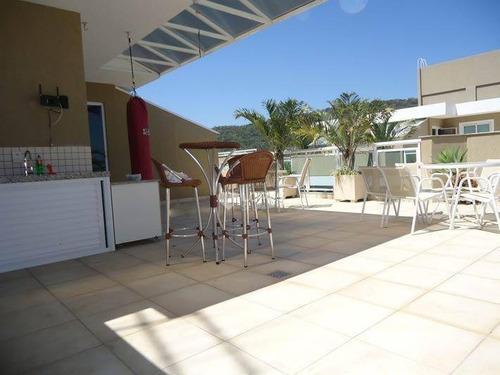 Imagem 1 de 18 de Maravilhosa Cobertura Com 4 Dormitórios À Venda, 200 M² Por R$ 980.000,00 - Piratininga - Niterói/rj - Co2475