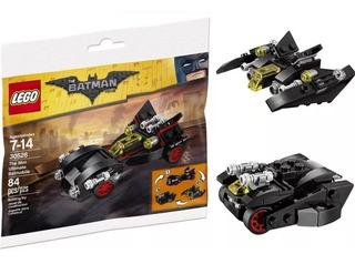 Lego Batman 30526 84 Piezas Mini Ultimate Batmobile Orig!