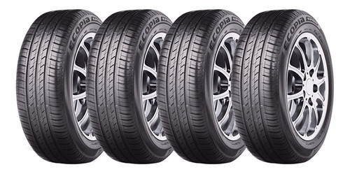 Imagen 1 de 10 de Combo X4 185/60 R14 Bridgestone Ecopia Ep150 + Envío Gratis