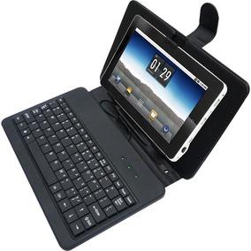 Capa Para Tablet 7 Pol Com Teclado Usb Abnt Kolke Ktt-107p